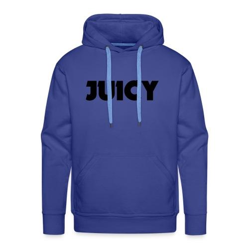 JUICY script - Männer Premium Hoodie
