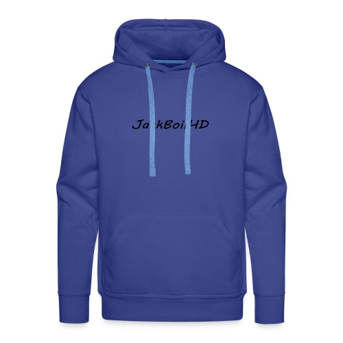 JackBoiiHD-IPhone Case - Men's Premium Hoodie