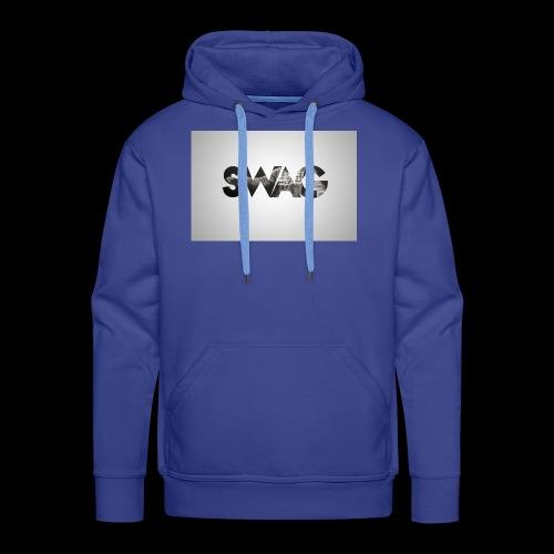 0497AD84 E71A 4629 9FD8 DDC312A106D2 - Sweat-shirt à capuche Premium pour hommes
