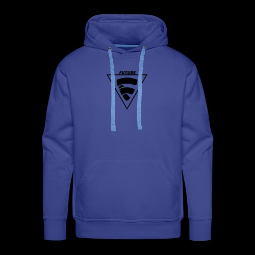 Logotipo de Future/2018 - Sudadera con capucha premium para hombre