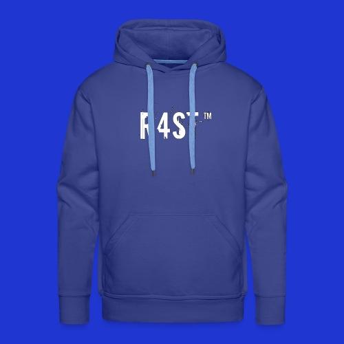 Maglietta ufficiale R4st - Felpa con cappuccio premium da uomo