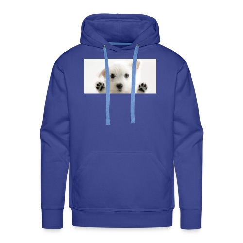 puppy - Sweat-shirt à capuche Premium pour hommes