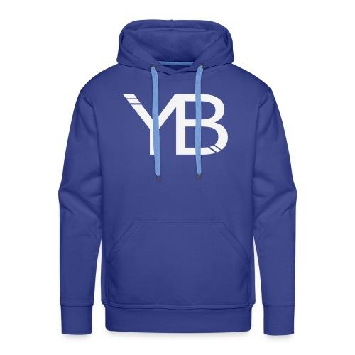 YB Sweater - Mannen Premium hoodie