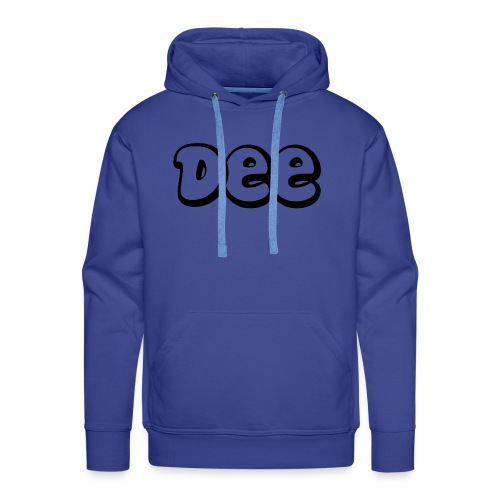 Dee Teddy Bear! - Mannen Premium hoodie