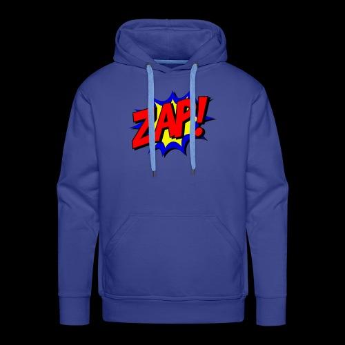 Zap! - Männer Premium Hoodie