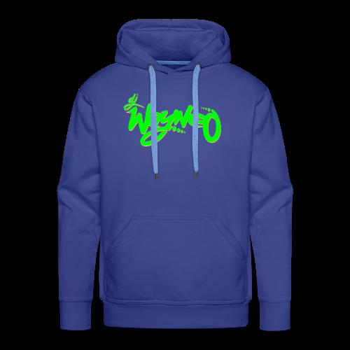 Wayneo Logo - Men's Premium Hoodie
