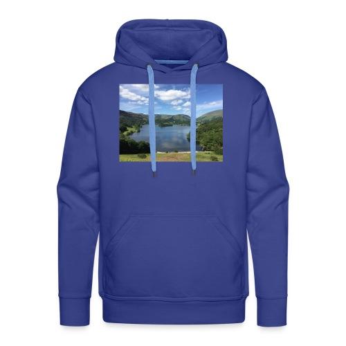 Summer in The Lakes - Men's Premium Hoodie