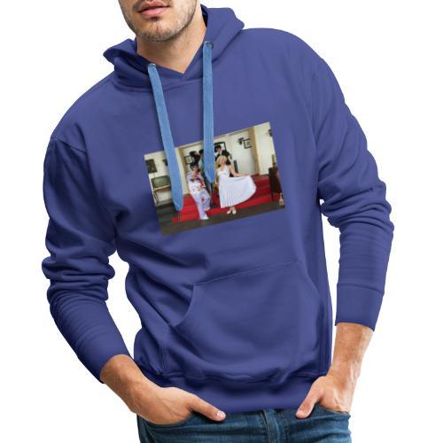 Das Gruppen Foto - Männer Premium Hoodie