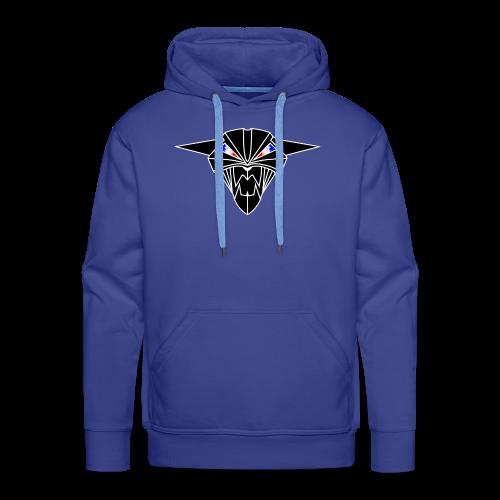 BIONIC DEVIL CAT - Sweat-shirt à capuche Premium pour hommes