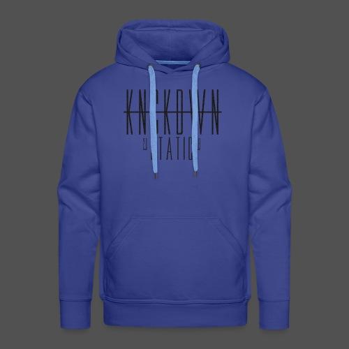 KNCKDWN static 2018 - Männer Premium Hoodie