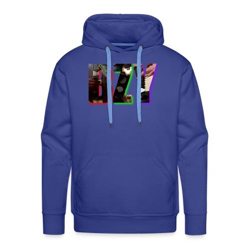 BZY - OFICJALNY PROJEKT - Bluza męska Premium z kapturem