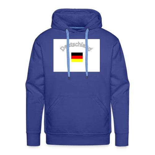 Deutschland Fußball - Männer Premium Hoodie