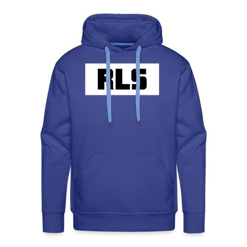 RLS t-shirt Black&White - Mannen Premium hoodie