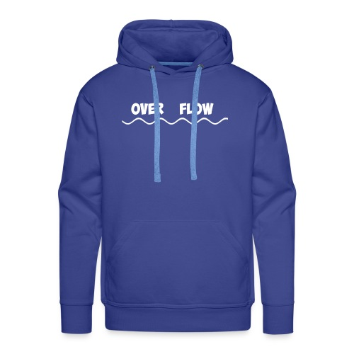 Over Flow - Men's Premium Hoodie
