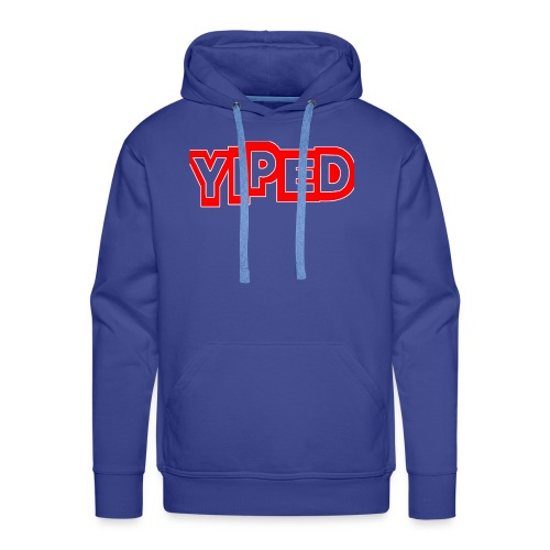 FIRST YIPED OFFICIAL CLOTHING AND GEARS - Men's Premium Hoodie