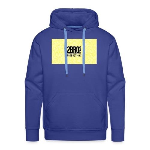 2 Bros BG - Männer Premium Hoodie