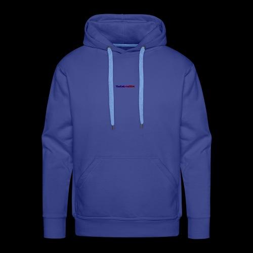 Mein Logo - Männer Premium Hoodie