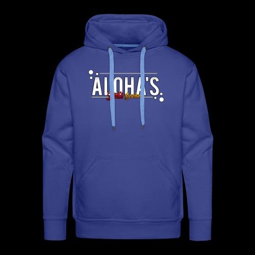 Aloha's Deluxe - Männer Premium Hoodie