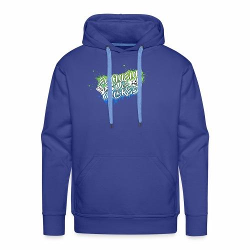 Enculeurdesombres - Sweat-shirt à capuche Premium pour hommes