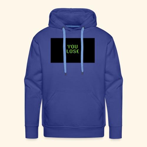 S2e16 You lose - Männer Premium Hoodie