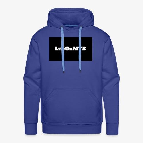 LifeOnMTB T-Shirt - Männer Premium Hoodie
