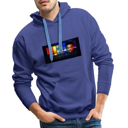 J.mjean officiel - Sweat-shirt à capuche Premium pour hommes
