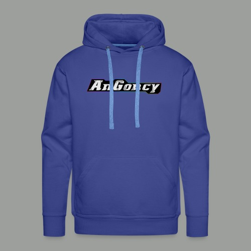 My new limited logo - Men's Premium Hoodie