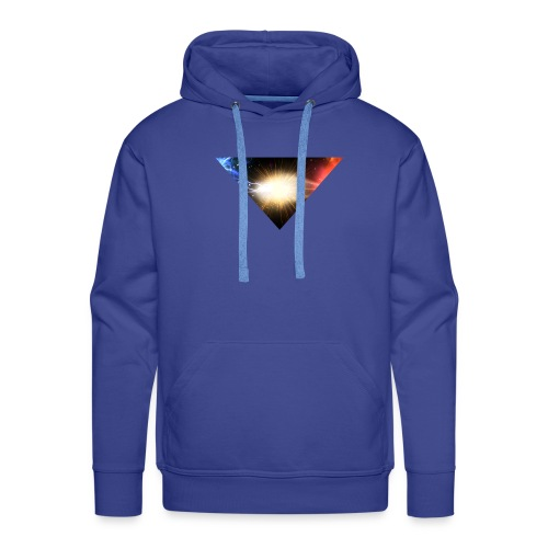 FIRE AND ICE - Männer Premium Hoodie