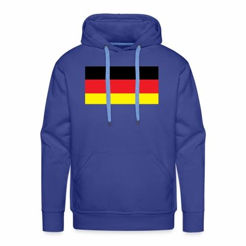 Deutschland Weltmeisterschaft Fußball - Männer Premium Hoodie
