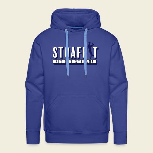STOAFFIT - Fit mit Stefan - Männer Premium Hoodie