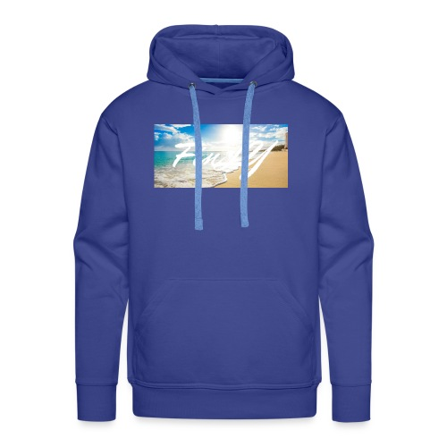 FinlY Beach - Men's Premium Hoodie