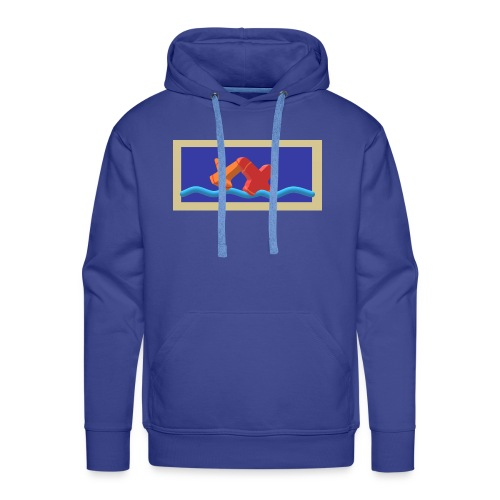 2CrossoverWater - Männer Premium Hoodie