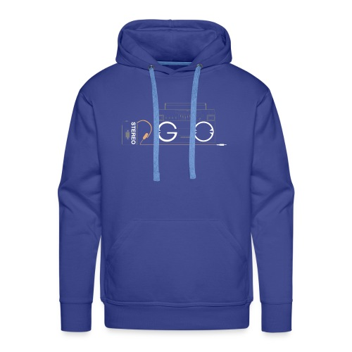 Design S2G new logo - Men's Premium Hoodie