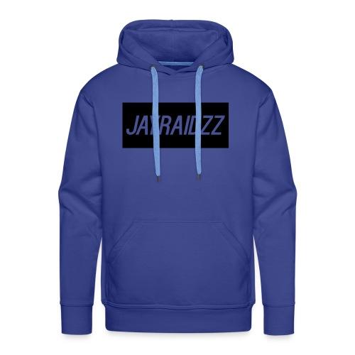 JAYRAIDZZTEXTLOGO - Men's Premium Hoodie