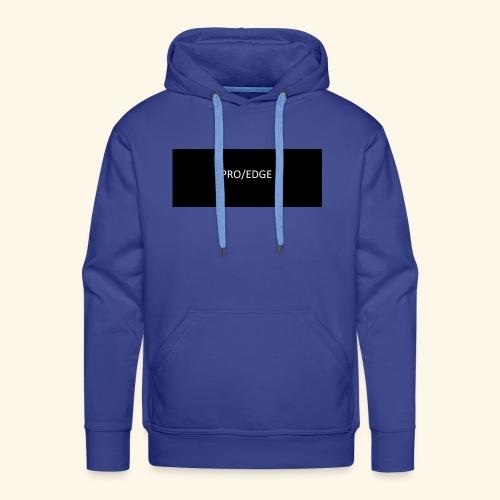 PRO/EDGE - Männer Premium Hoodie