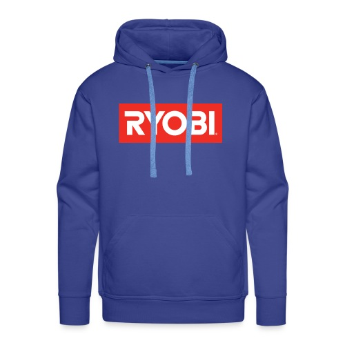 Red Ryobi - Men's Premium Hoodie