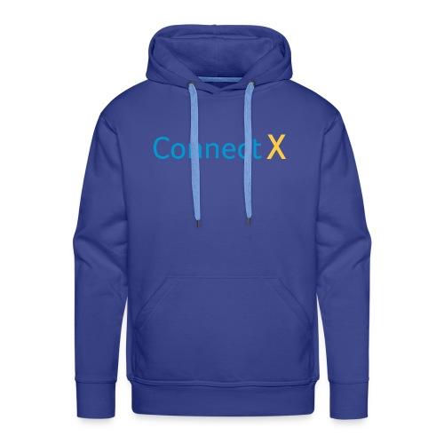 CXlogoC - Sweat-shirt à capuche Premium pour hommes