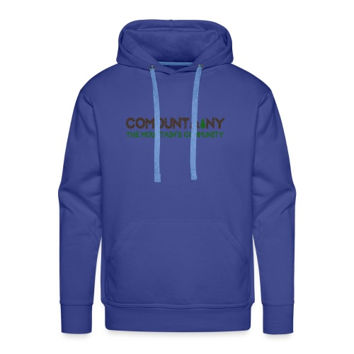 COMOUNTAINY - Sweat-shirt à capuche Premium pour hommes