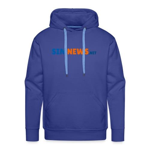 SimNews.net - Männer Premium Hoodie