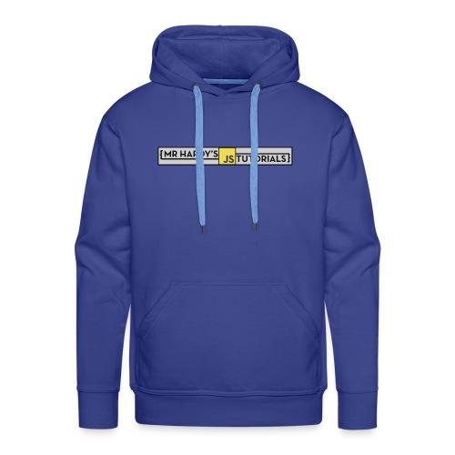Mr Hardys Logo - Men's Premium Hoodie