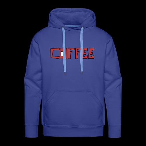 coffee - Männer Premium Hoodie