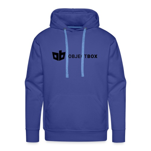 ObjectBox Black - Männer Premium Hoodie