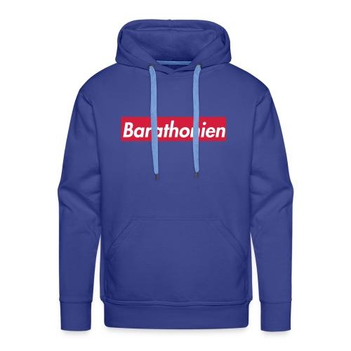 Barathonien - Sweat-shirt à capuche Premium pour hommes
