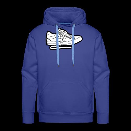 sneaker1 - Premiumluvtröja herr