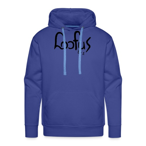 Loofus By S. WHITE - Mannen Premium hoodie