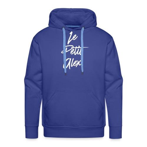 Les vêtement LPA - Sweat-shirt à capuche Premium pour hommes