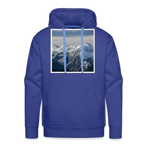 hautacam - Sweat-shirt à capuche Premium pour hommes