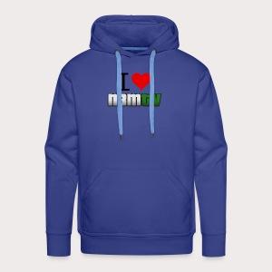loven3m - Sweat-shirt à capuche Premium pour hommes