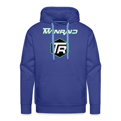 twinRAID Logo - Männer Premium Hoodie