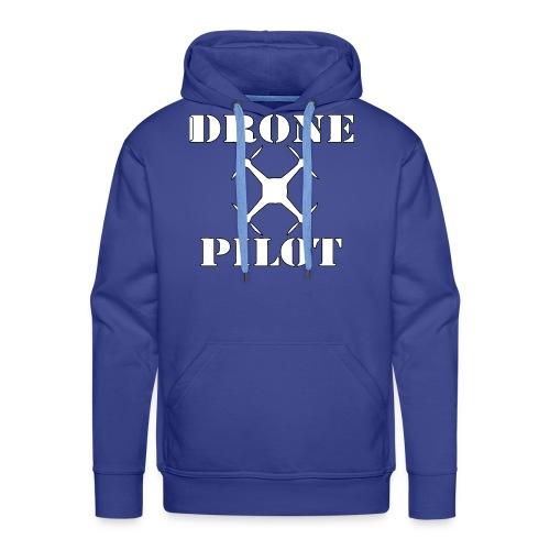 Drone Pilot - Mannen Premium hoodie